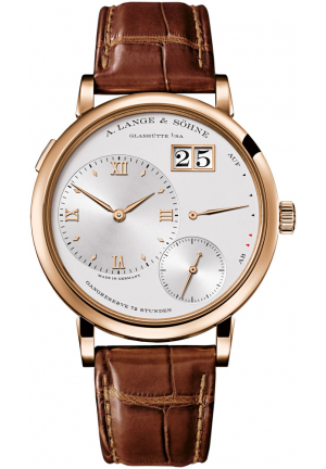 A. Lange & Sohne Grand Lange 1 Mens Watch 40.9mm 117.032