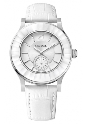 OCTEA CLASSICA WHITE STAINLESS STEEL WATCH 39MM