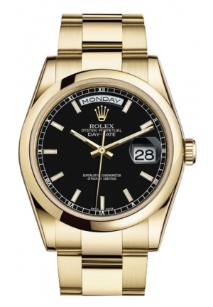DAY-DATE 36 OYSTER PERPETUAL 118208-0095, 36MM