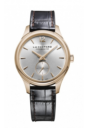 CHOPARD L.U.C XPS 35 mm 18-carat rose gold