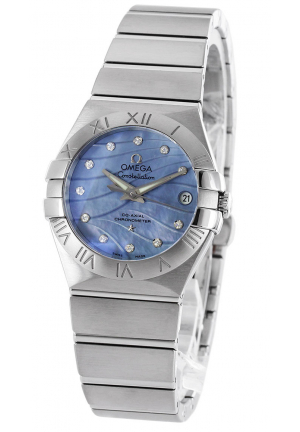 Omega Constellation Ladies Co-Axial