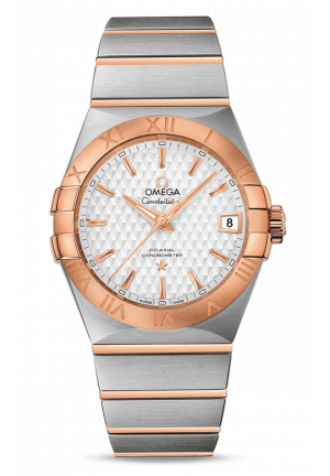 Omega Constellation Co‑Axial, 38mm