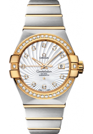 OMEGA CONSTELLATION 123.25.31.20.55.002 AUTOMATIC 31MM