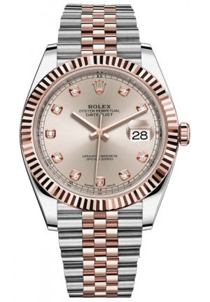 DATEJUST MEN'S WATCH 126331-0008, 41MM