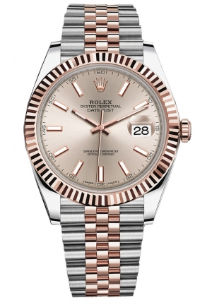 DATEJUST MEN'S WATCH 126331-0010, 41MM