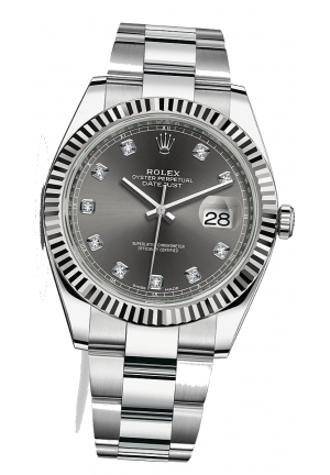 DATEJUST MEN'S WATCH 126334-0005, 41MM