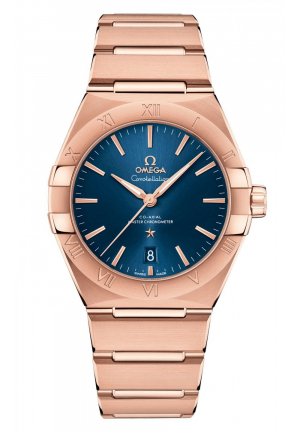 Omega Constellation Co‑Axial Master Chronometer, 39mm