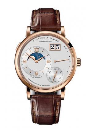A. LANGE AND SOHNE GRAND LANGE 1 MOON PHASE 139.032, 41MM