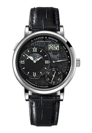A. LANGE AND SOHNE GRAND LANGE 1 MOON PHASE LUMEN 139.035, 41MM