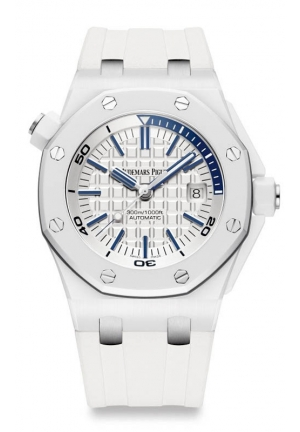 AUDEMARS PIGUET Royal Oak Offshore Diver 15707CB, 42mm