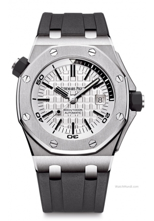 AUDEMARS PIGUET Royal Oak Offshore Diver 15710ST, 42mm