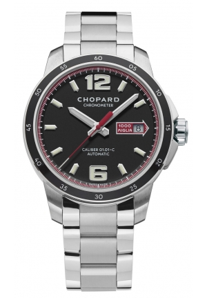 CHOPARD Mille Miglia GTS Automatic stainless steel 43mm