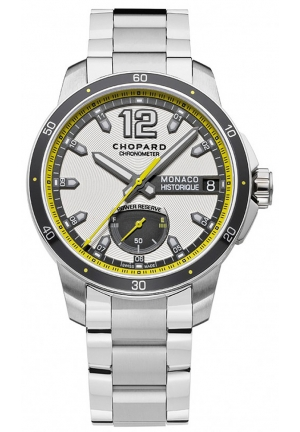 CHOPARD G.P.M.H. Power Control Titanium and stainless steel Back 44.5mm
