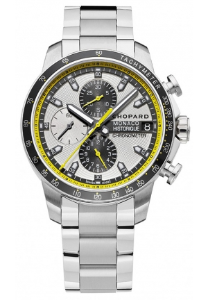 CHOPARD G.P.M.H. Chrono Titanium and stainless steel 44.5mm