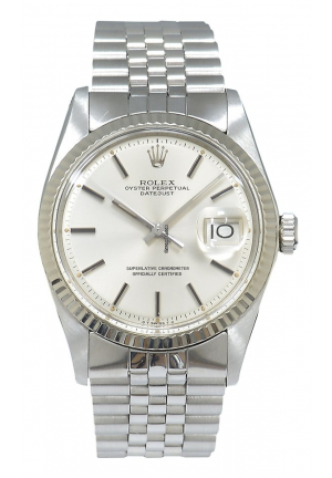 Rolex Datejust 36mm in Steel