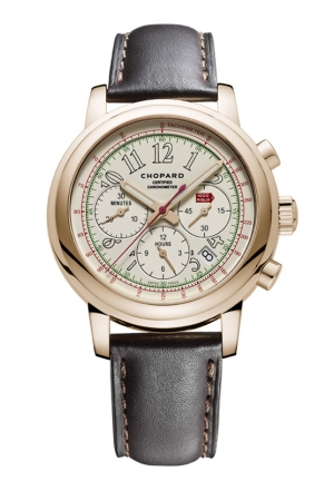 CHOPARD Mille Miglia 2014 Race Edition in 18-carat rose gold LIMITED EDITION 42mm