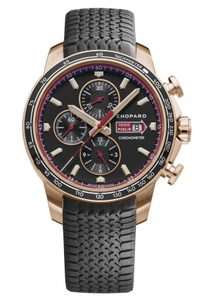 CHOPARD Mille Miglia GTS Chrono 18k rose gold 43mm