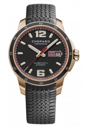 CHOPARD Mille Miglia GTS Automatic 18k rose gold 43mm