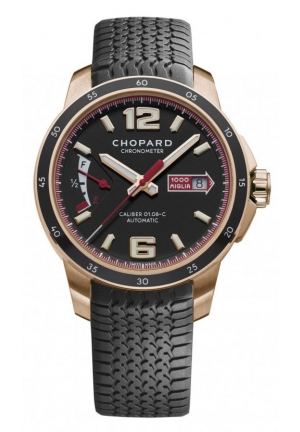 CHOPARD Mille Miglia GTS Power Control 18k rose gold 43mm