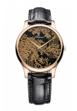 CHOPARD L.U.C XP Urushi 18-carat rose gold 39.5mm