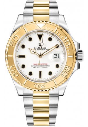 Rolex Yachtmaster 40mm in 18k Yellow Gold/Steel