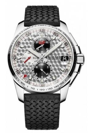 CHOPARD Mille Miglia 2010 edition in stainless steel 44mm