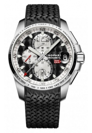 CHOPARD Mille Miglia 2011 edition in stainless steel 44mm