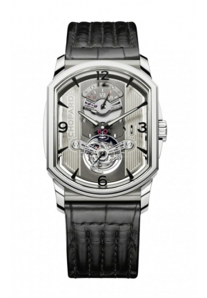 CHOPARD L.U.C Engine One Tourbillon titanium 44.5 x 35.5 mm