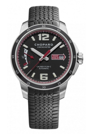 CHOPARD Mille Miglia GTS Power Control stainless steel 43mm