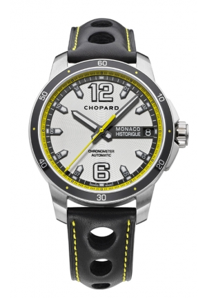 CHOPARD G.P.M.H. Automatic Titanium and stainless steel 44.5mm