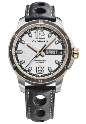 CHOPARD G.P.M.H. Automatic 18-carat rose gold, titanium and steel 44.5mm
