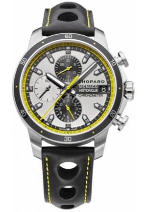 CHOPARD G.P.M.H. Power Control Titanium and stainless steel 44.5mm