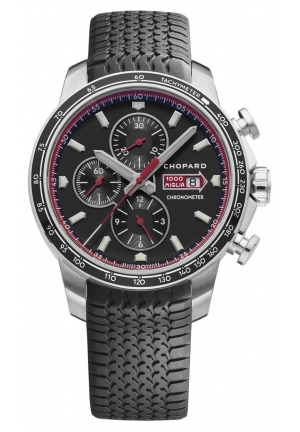CHOPARD Mille Miglia GTS Chrono stainless steel 44mm