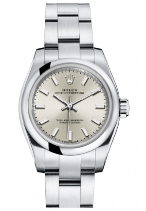 OYSTER PERPETUAL STEEL 176200-0015, 26MM