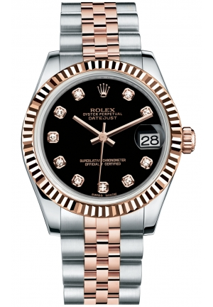 OYSTER PERPETUAL DATEJUST 31MM,178271-0017