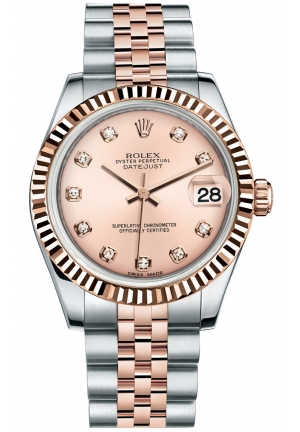 OYSTER PERPETUAL DATEJUST 31MM,178271-0034