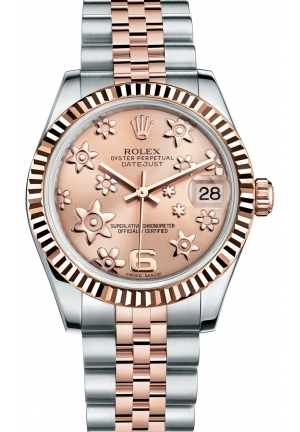 OYSTER PERPETUAL DATEJUST 31MM,178271-0070