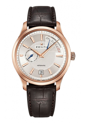 ELITE CAPTAIN POWER RESERVE ROSE GOLD 40MM