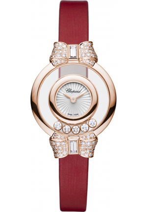 CHOPARD 209425-5001 HAPPY DIAMONDS ICONS WATCH 25.8MM