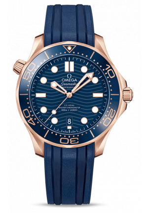 Omega DIVER 300M OMEGA CO‑AXIAL MASTER CHRONOMETER 42 MM