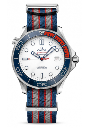 SEAMASTER DIVER 300M CO-AXIAL AUTOMATIC 41MM MENS WATCH 21232412004001