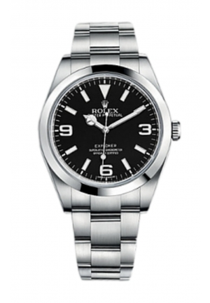 EXPLORER OYSTER PERPETUAL 214270-0003, 39MM
