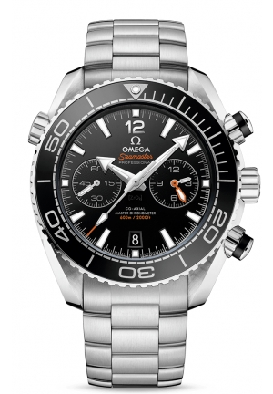 SEAMASTER PLANET OCEAN 600 M OMEGA CO-AXIAL MASTER CHRONOMETER 21530465101001, 45.5MM