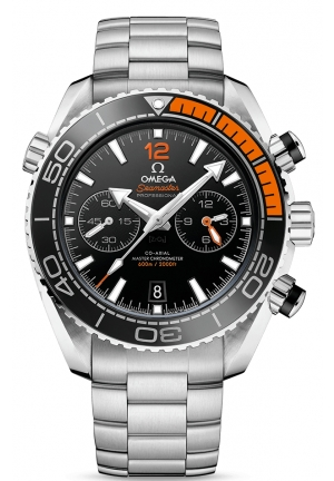 SEAMASTER PLANET OCEAN 600 M OMEGA CO-AXIAL MASTER CHRONOMETER 21530465101002, 45.5MM