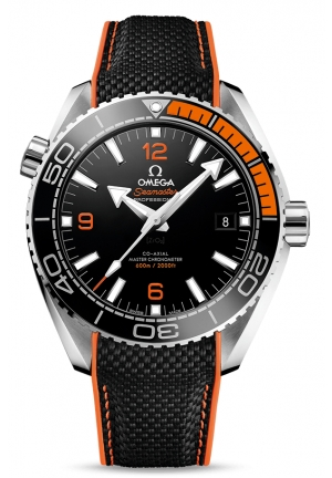 SEAMASTER PLANET OCEAN 600 M OMEGA CO-AXIAL MASTER CHRONOMETER 21532442101001, 43.5 MM