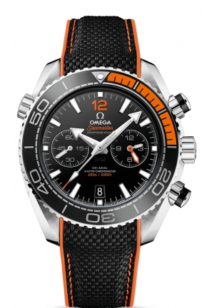 SEAMASTER PLANET OCEAN 600 M OMEGA CO-AXIAL MASTER CHRONOMETER 21532465101001, 45.5MM