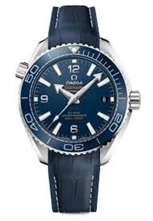 SEAMASTER PLANET OCEAN 600 M OMEGA CO-AXIAL MASTER CHRONOMETER 21533402003001 , 39.5 MM