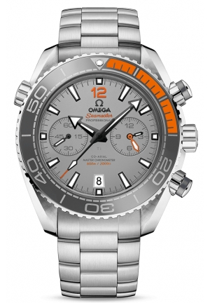 SEAMASTER PLANET OCEAN 600 M OMEGA CO-AXIAL MASTER CHRONOMETER 21590465199001, 45.5MM