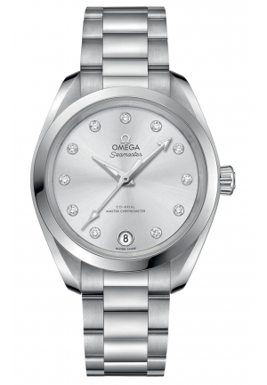 SEAMASTER AQUA TERRA 150M OMEGA CO-AXIAL MASTER CHRONOMETER 22010342060001, 34 MM