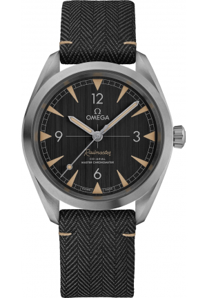 Omega Railmaster Master Co-Axial
